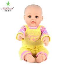 Guangzhou Supplier Beautiful Small Plastic Baby Dolls
