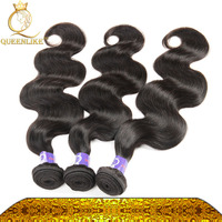 recommended virgin human hair double weft machine make malaysian body wave,sexy formula hair