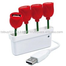 USB2.0 Tulip 4port HUB