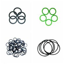 silicone rubber gap seal o rings, Rubber band