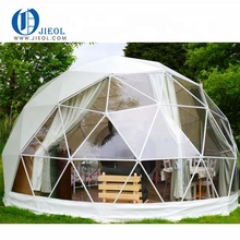 6 diameter events luxury hotel transparent dome <strong>tent</strong> for camping