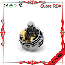 2016 hot selling supra rda vaporizer from Advken with a display base for vape