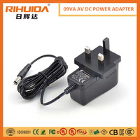 Energy efficient level VI power adapter