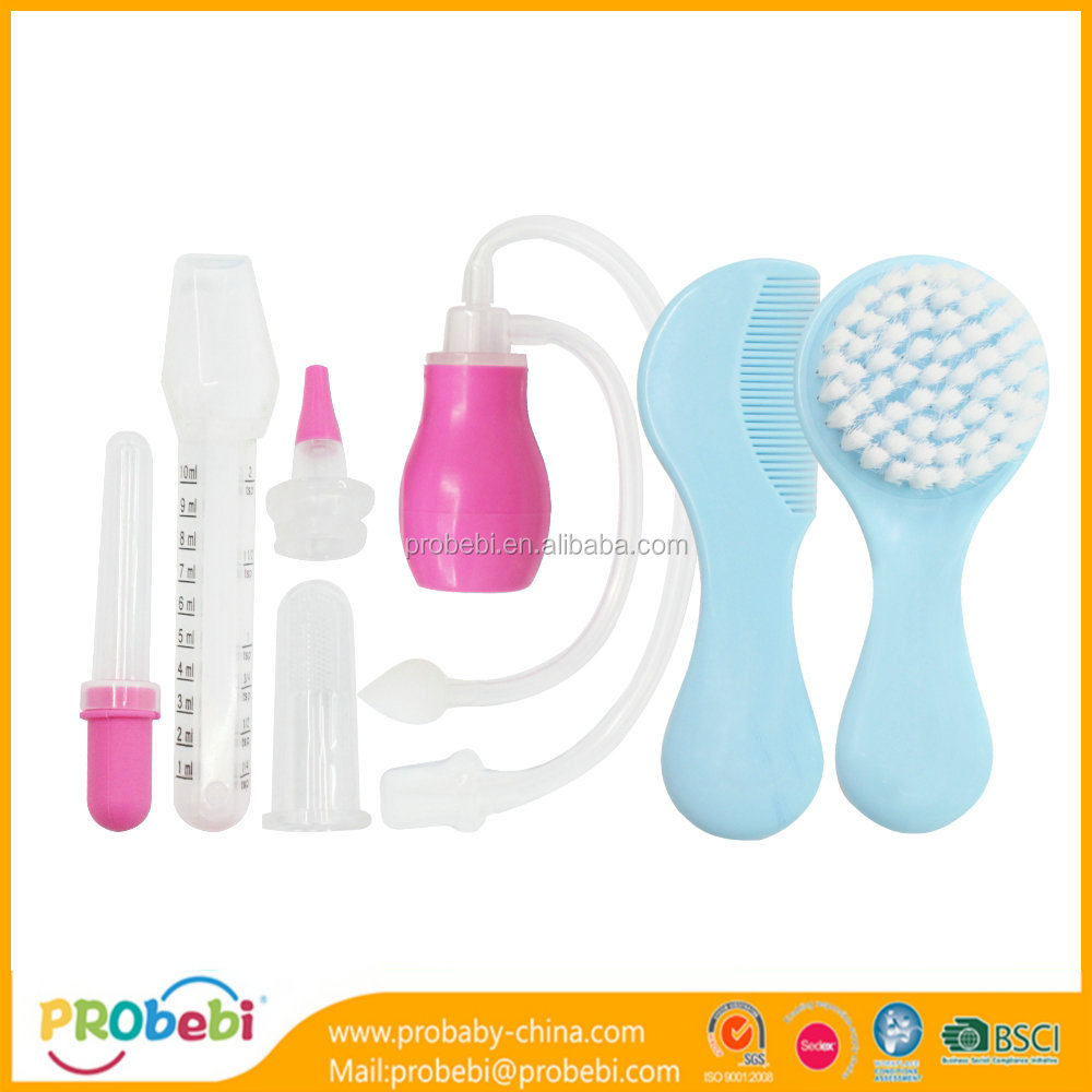Newborn Baby Grooming Health Safety Products Children Care Kit