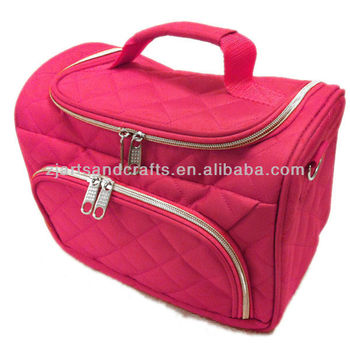 08-7027 Pink Quilting Travel Set Alibaba China