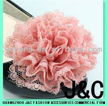 lace flower for shoes