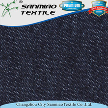 high quality Perfect Stretch 100% thin cotton jeans fabric for sale