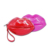 China Wholesale Hight Quality Cute Mirror PU Labiate Design Comestci Bag