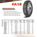 FIRELION / TRANSKING Chinese brand radial truck tyre 12r22.5