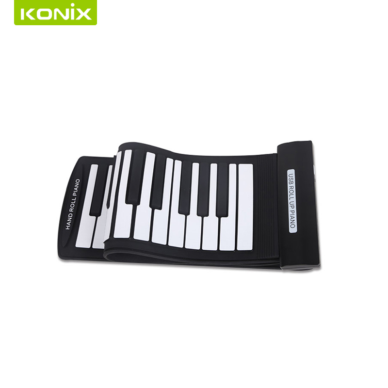 61Keys Roll Up Piano China Victory Roll Up Piano Electronic Piano with Factory Price