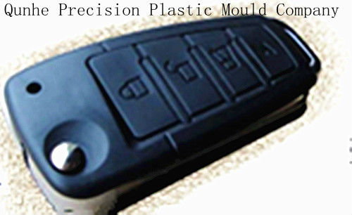 Plastic Remote Controller Shell Sspare Parts With Mould Injection Tooling