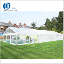 Large outdoor marquee ceremony tent party tent