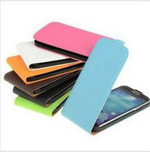 Laudtec New Arrival Korean PU Leather Pouch Flip Case Cover Fit for Samsung Galaxy S4 i9500