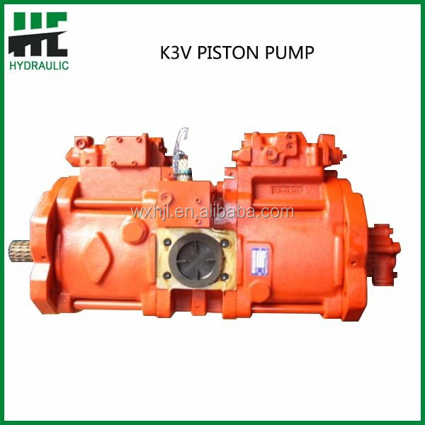 Kawasaki hydraulics pumps K3V series excavator replacement pump