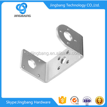 Furniture galvanized metal corner bracket