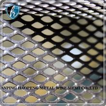 Hot sales hot dip galvanized or powder coated stretch expanded metal mesh