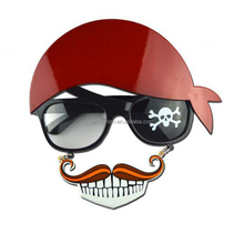 HalloweenParty Novelty Pirate Glasses Props Decoration
