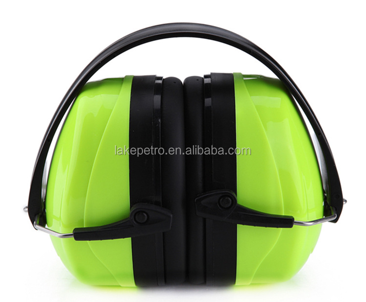 folding ear muffs hearing protection muffs