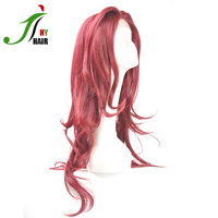 2016 new style synthetic lace front wig wholesale synthetic hair wig
