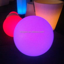 50cm Color Changing Led Ball Lights Outdoor Mood Lamp