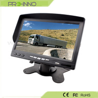 OEM/ODM shenzhen 7 inch TFT rearview car monitor