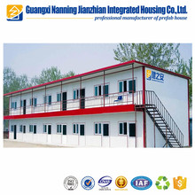 Portable steel construction building cheap modular prefabricated houses easy assembling