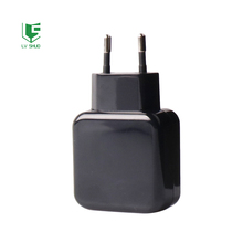 Charging station 5V 2.1A dual wall plug charger fast charging usb wall charger