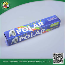 Multipurpose aluminum chocolate packaging foil wraps