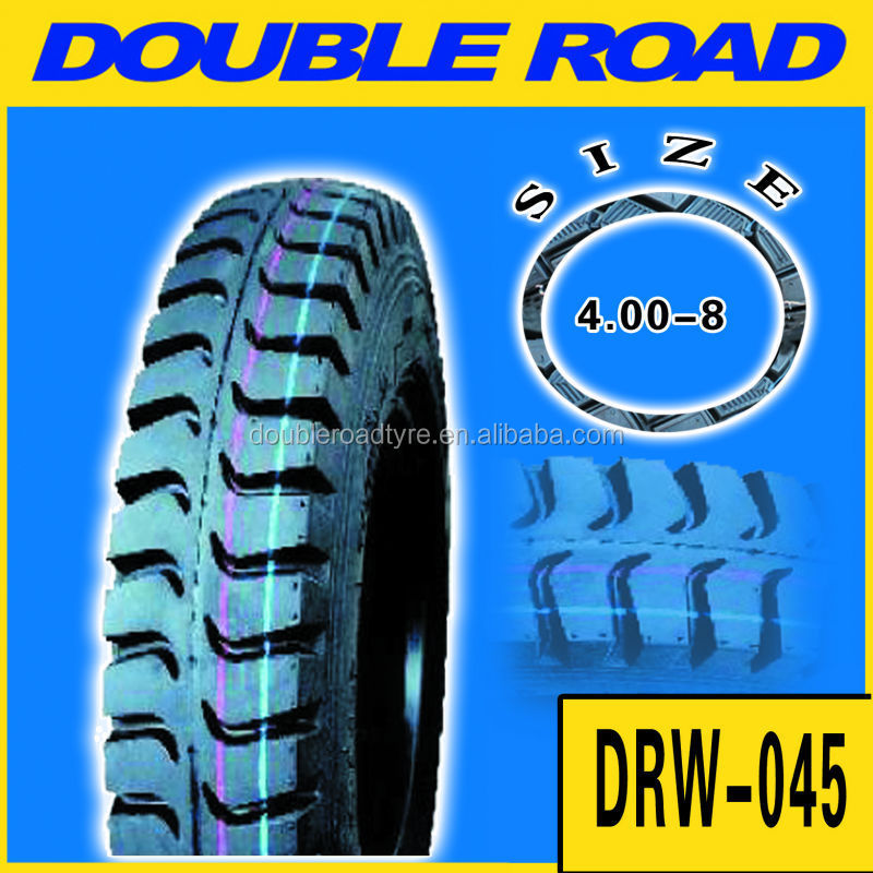 Tyre for motor cycle 400-8 inner tube tuk tuk motorcycle
