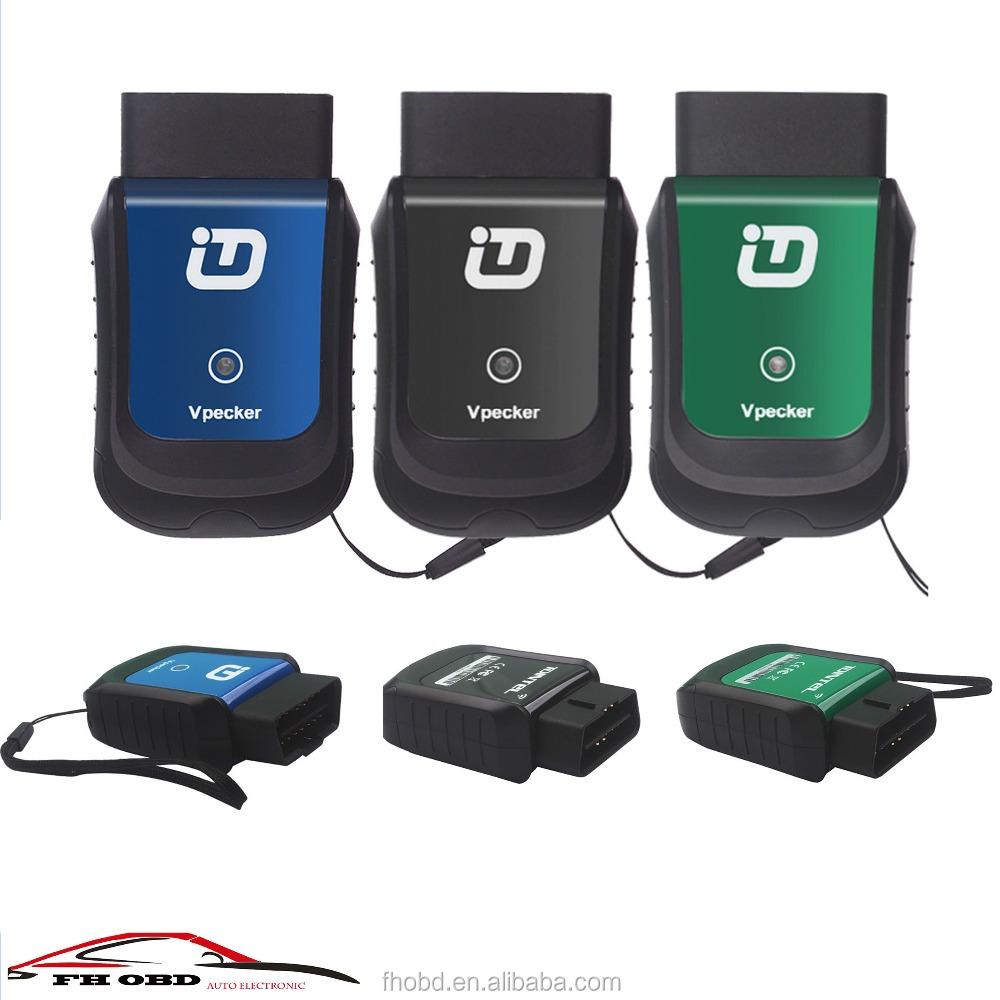 Wholesale Original Vpecker Auto Diagnostic Tool car key ...