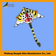 tiger cheap single line kite