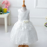 China Alibaba wholesale latest summer white frock