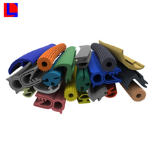Customized High Quality Foam Rubber Silicone Extrusions