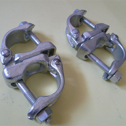 Types of Scaffolding Clamp used for Construction material