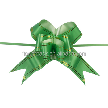 Wholesale Quality Manufacture Plastic Colorful Ribbon
