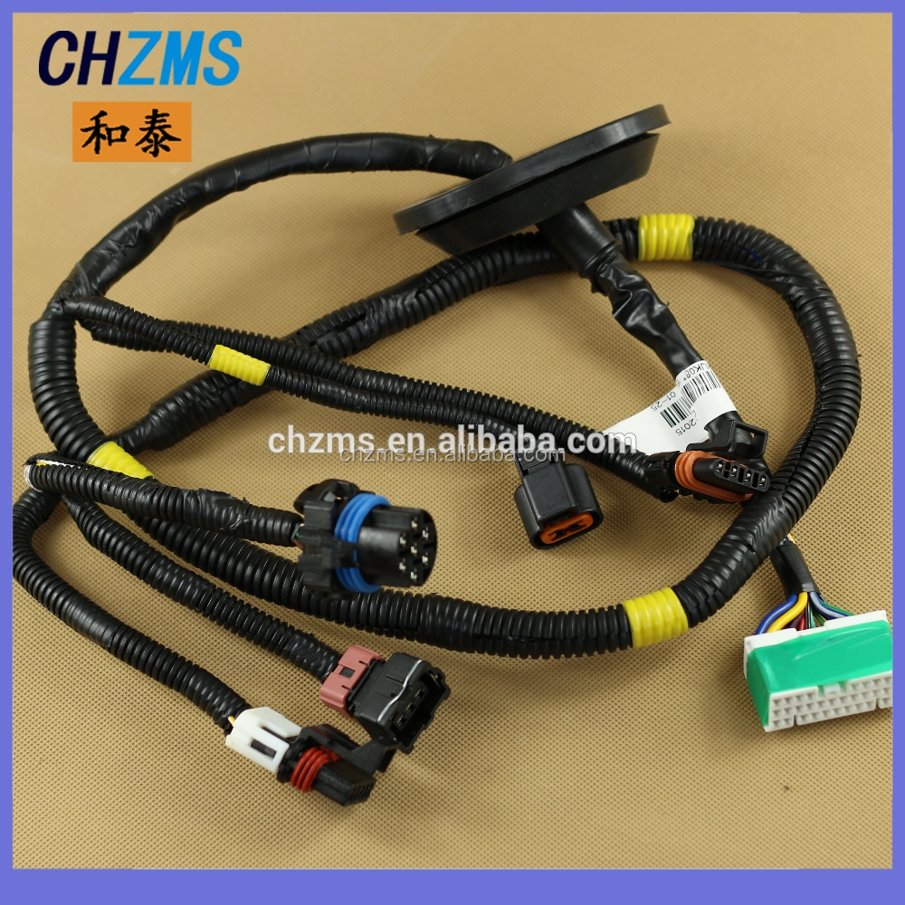 Good quality auto wire harness china manufacturer ecu