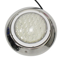 CE RoHS Ip68 led rgb swimming pool underwater light 12v