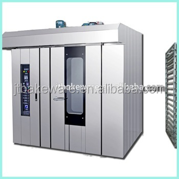 JT-kl-50/100/200 High Capacity Cookie/Pie/Cake/Moon Cake Bakery Machinery Gas Oven