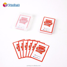 PP Plastic Box Playing Cards PP box Playing Cards