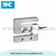SC301A S Type Load Cell Pull and Press Load Cells S Beam Customize weight <strong>sensor</strong> 2kg, 5kg, 10kg, 20kg, 30kg, 50kg, 100kg