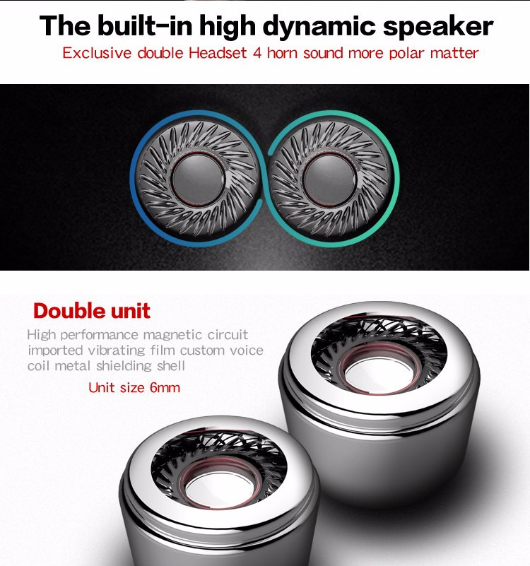 Newest Wireless Earphone Europe Sporting Bluetooth Headset