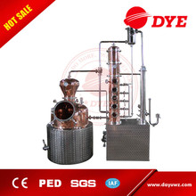 150L Gin Basket Vodka Alcohol Copper Distiller for sale