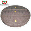 stainless steel wire mesh pads