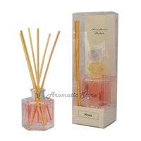 Hot sale 50ml fragrance aroma reed diffuser