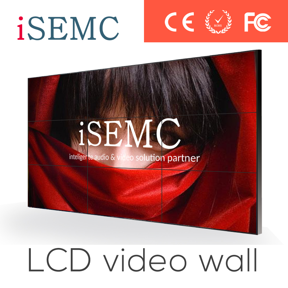 2015 CCTV security advertising gadgets VGA/DVI/HDMI/BNC with free controller