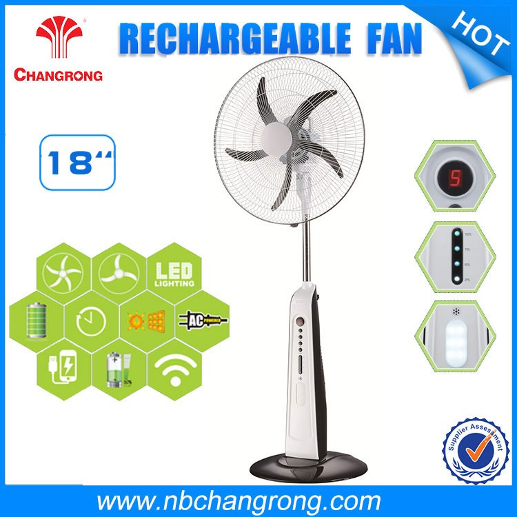 18inch national electric stand fan wholesale with remote control