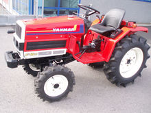 YANMAR used japanese tractor