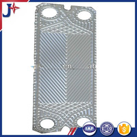 Replace oem 0.5mm plate for heat exchanger, ss 316 titanium plate