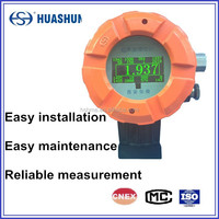 useful ultrasonic liquid level meter for diesel oil tank