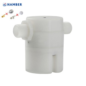 "HB-F1 1/2"" inch Small Water Tank Plastic Floating Valve"